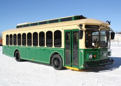 Thunder Bay Transit Authority Hybrid Electric Trolley Project (TBTA)