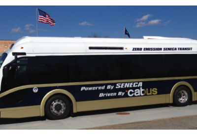 Seneca Electric Bus Fleet Project