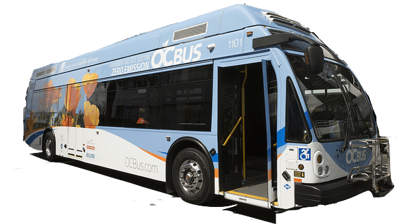 Orange County Transportation Authority (OCTA) Fuel Cell Bus