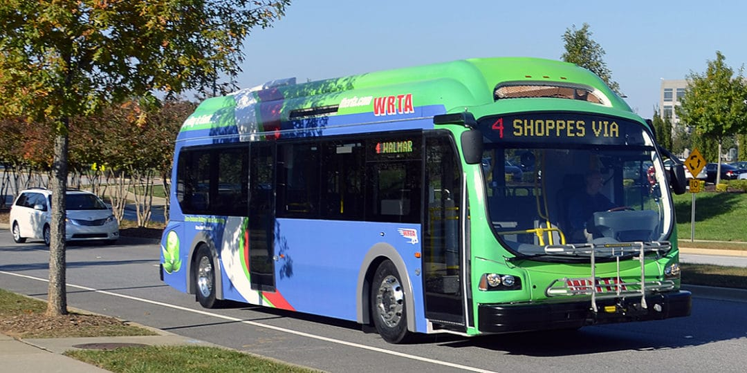 Projects MapCenter for Transportation and the Environment