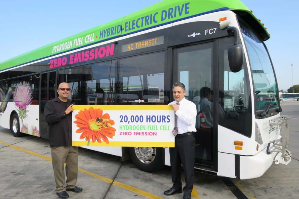 AC Transit Fuel Cell Bus Fleet Extended Operations