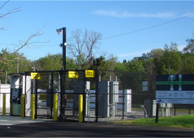 Columbia Hydrogen Fueling Station