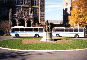 Georgetown University Next Generation Bus