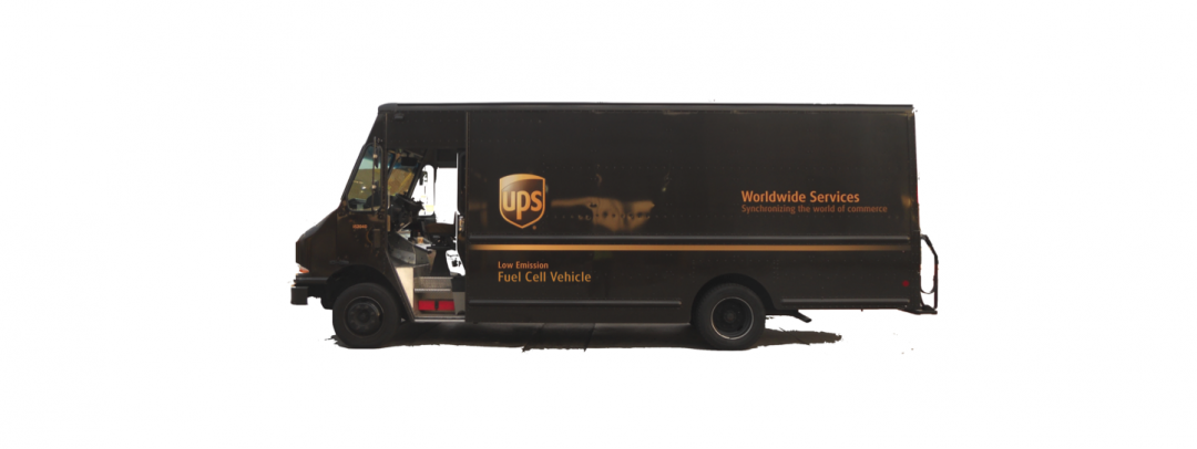 UPS Fuel Cell Hybrid Electric Delivery Van Demonstration