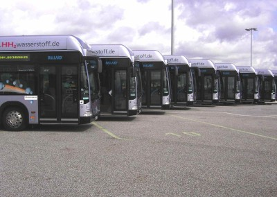 Worldwide Fuel Cell Bus Survey