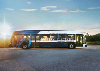 City of Shreveport Electric Bus Deployment