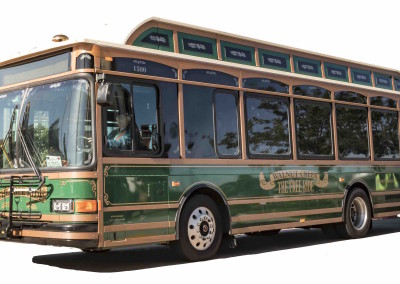 Central Contra Costa Transit Authority Electric Bus Deployment