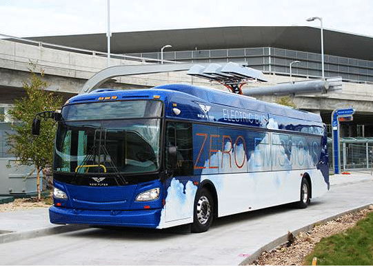 TriMet Electric Bus Deployment