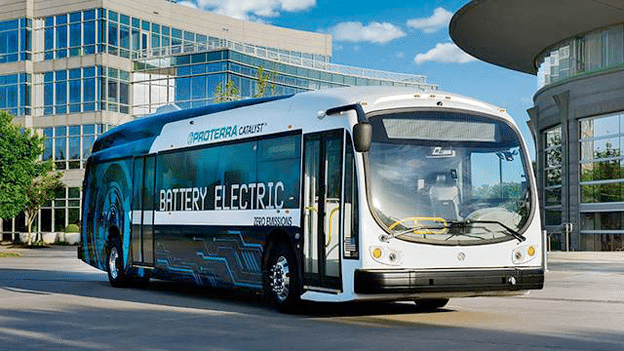 Bridgeport Electric Bus Deployment
