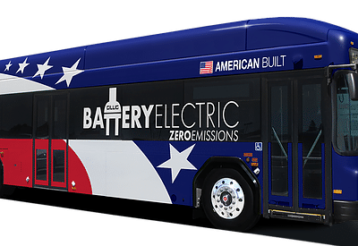 City of Gainesville Electric Bus Program
