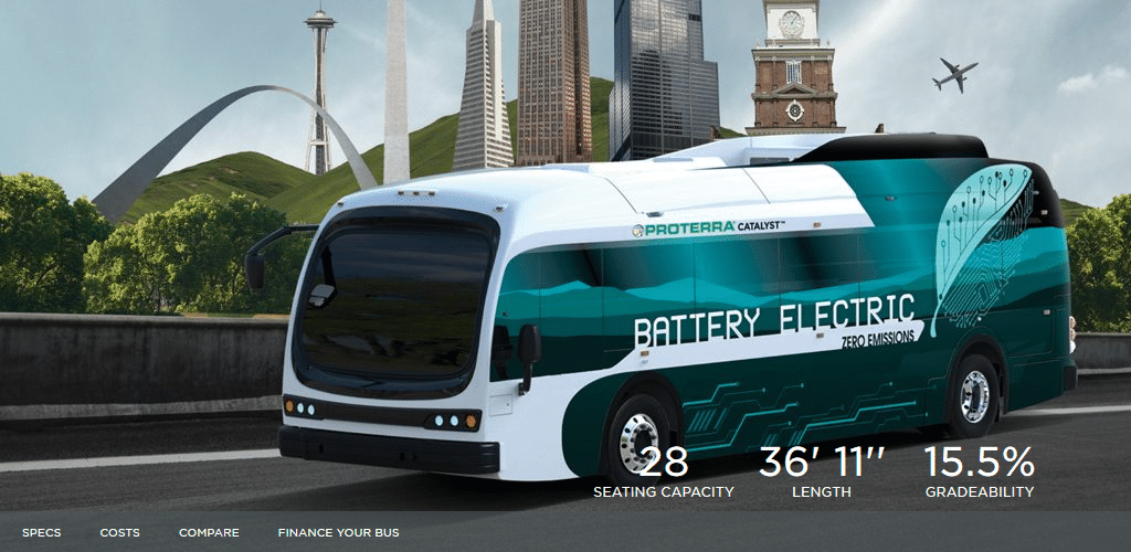 Grant Allows Montgomery County To Buy Electric Buses for Its Fleet