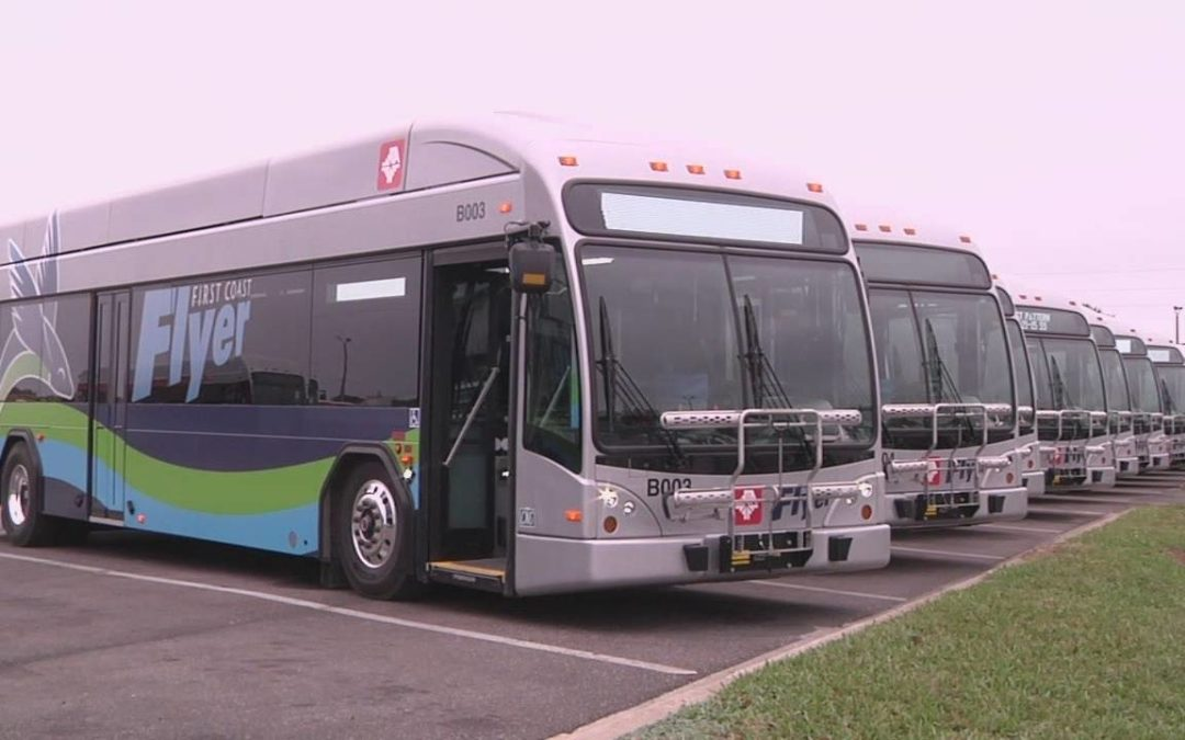 JTA bus of future could be electric