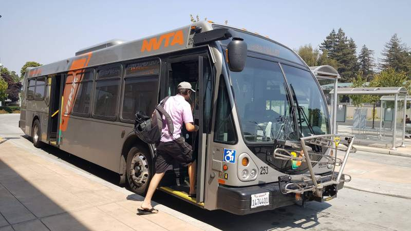 Napa, Fairfield to roll out electric buses