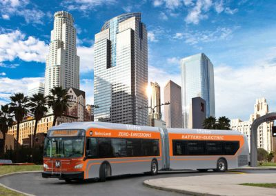 Los Angeles County Metropolitan Transportation Authority Zero-Emission Bus Master Plan Project