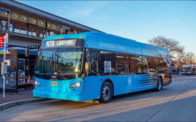 CTE to Conduct Zero Emission Bus (ZEB) Planning Study for Alexandria Transit Company (DASH)