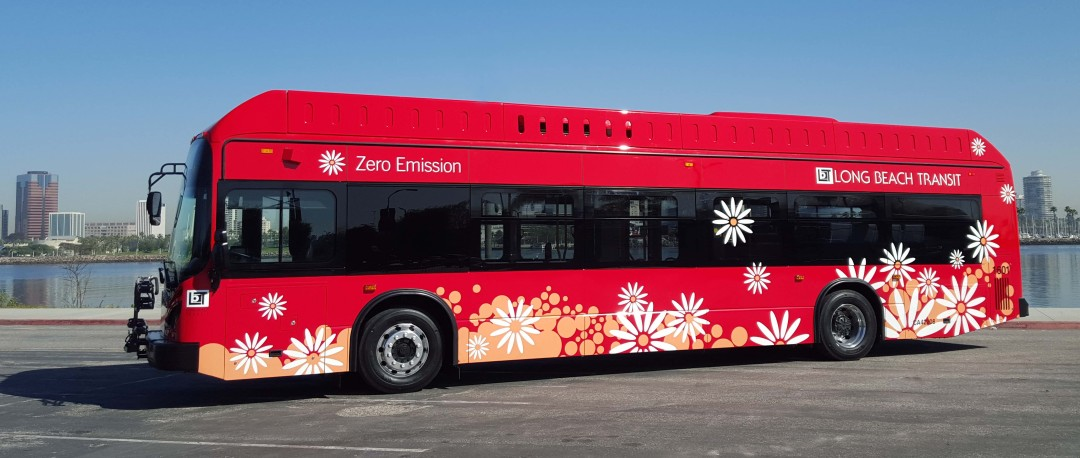Long Beach Transit Electric Bus Program